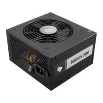 Fonte Pichau Gaming Nidus 500W Bronze 80 Plus, PG-5001-BR -