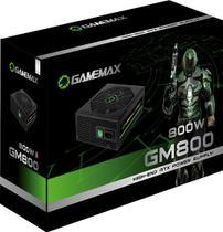 Fonte Semi-modular 800w Gm800 80 Plus Bronze 2-eps Gamemax -