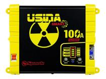 Fonte Usina 100A Battery Meter Com Voltímetro Smart Charger - Spark - Usina