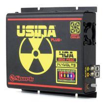 Fonte Usina 40A com Medidor de Bateria Bivolt -