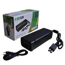 Fonte Xbox 360 Slim 2 Pino Bivolt 110v 220v 135w - Feir