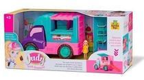 Food Truck Sorveteria Da Judy - Samba Toys -