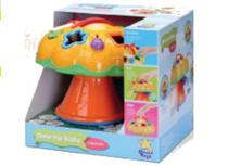 For Baby Cogumelo Diver Toys -