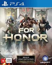 For Honor - Limited Edition - PS4 - Ubisoft