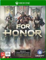 For Honor Limited Edition - Xbox One - Ubisoft