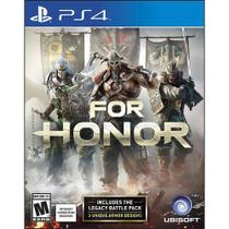 For Honor - Ps4 - Sony