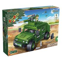 Força Tática Jeep Hammer 203 Peças - Banbao -