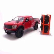 Ford F-150 Raptor 2011 Jogo Rodas 1:24 Jadatoys Just Trucks -