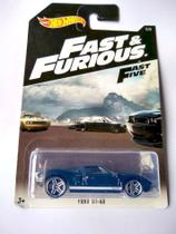 Ford GT-40 - Fast  Furious - Velozes e Furiosos - 1/64 - Hot Wheels