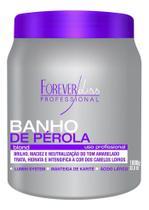 Forever Liss Banho De Pérola Loiro Brilhante 1kg -