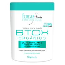Forever Liss Botox Capilar Orgânico - Tratamento - Forever liss professional