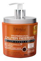 Forever Liss Cauter Restore  + Óleo De Argan Argan Oil 60ml -