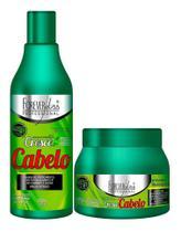 Forever Liss Kit Cresce Cabelo - Shampoo + Máscara 250g -