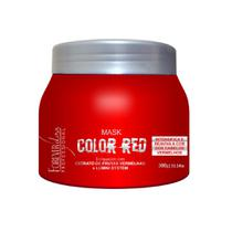 Forever Liss Máscara Tonalizante Color Red 250g - Forever Liss Professional