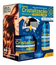 Forever Liss Nano Cristalização Capilar Shampoo + Masc -
