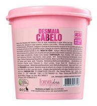 Forever Liss Professional Desmaia Cabelo - Máscara 350g Blz -