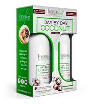 Forever Liss Shampoo + Condicionador Coconut Oil Day By Day -