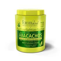 Forever Liss - Tratamento Cabelos Cacheados e Crespos - Máscara Abacachos 950g - Forever Liss Professional