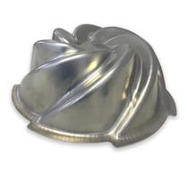Forma Bolo Mini Vulcão Em Alumínio 10,3x3,5cm - Goldpan Formas