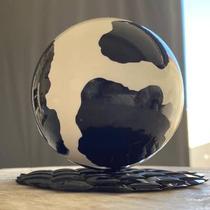 Forma com Silicone Esfera de 100mm Ref.9937 BWB 1unid -