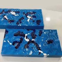 Forma com Silicone Tablete Ilusão 3D 250g Ref.9992 BWB 1unid -
