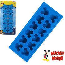 Forma de Silicone Mickey Gelo Chocolate - Disney -