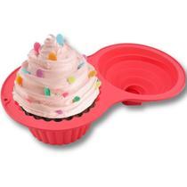 Forma Gigante Para Cupcake Em Silicone / Smash The Cake - Bb