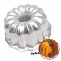 Forma Torta suíça decorada Alumínio N.9 17X8cm CAPARROZ - Caparros -