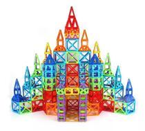 Formas Magnéticas 56 Peças Dican -