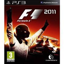 Formula 1 2011 - PS3 - Codemasters