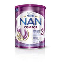 Fórmula Infantil NAN Comfor 3 800g -