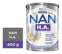 Fórmula Infantil Nan H.a. 400g -