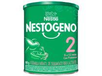 Fórmula Infantil Nestlé Leite Nestogeno 2 - 800g