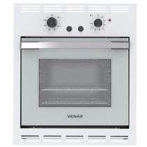 Forno a Gás de Embutir Venax Bianco 50 Litros Grill Branco  220V -