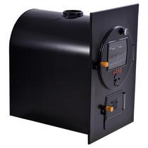 Forno a Lenha de Embutir Médio 138L Inox 430 FHI(EBM)IB Hidro -