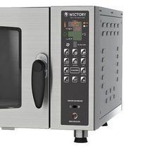 Forno Combinado Digital Elétrico Programável - 3 GN's Com Cavalete e Kit GN's  - WC03 Wictory -