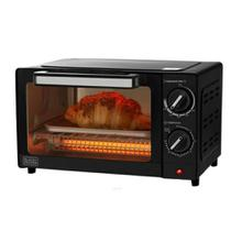 Forno Elétrico Black+Decker Bancada 9Lts 1000W 230C FT95 - Black e decker
