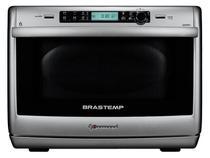 Forno Elétrico com Micro-ondas Brastemp   - Gourmand BMD35AT 31L Inox