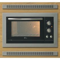 Forno Eletrico de Embutir 44 Litros Fischer Fit Line Inox Função Dourador Timer - 1839 /5801 inox -