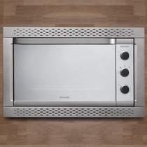 Forno Elétrico de Embutir 44L Decorato Mueller 220V Inox -