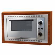 Forno Elétrico de Embutir 45 Litros Nardelli N450 Espelhado 220V -