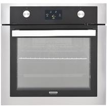 Forno Elétrico de Embutir Tramontina Ready Cook em Aço Inox com Display Colorido 9 Funções 69 L 94861220 - Tramontina Teec S/A.