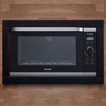 Forno elétrico digital para embutir 127v 44 litros decorato gourmet preto - mueller - Mueller Fogões S/A