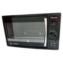 Forno Elétrico Du Chef 45 Litros 1750W Preto Safanelli -