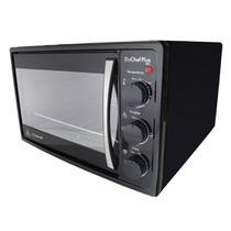 Forno Elétrico Du Chef Plus 45 Litros 1750W Preto Safanelli -