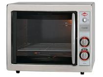 Forno Elétrico Layr Crystal Inox Advanced 127v