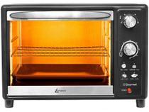 Forno Elétrico Lenoxx Inox 36L - Cozinha Gourmet -