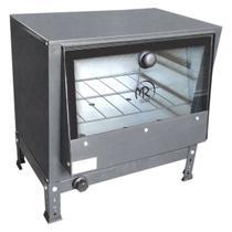 Forno Industrial 52 Litros A Gás Baixa Pressão Com Porta De Vidro Mr Fogões -