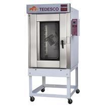 Forno Industrial Tedesco Turbo Elétrico FTT-300E 10 Telas Trifásico -