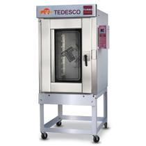 Forno Industrial Tedesco Turbo FTT-300G 10 Telas Gás GLP -